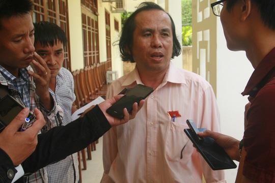 Ông Huỳnh Tấn Dũng, Giám đốc Trung tâm Y tế huyện Phước Sơn khẳng định 2 bệnh nhân có triệu chứng đau ở cổ họng vừa nhập viện chỉ bị viêm amidan cấp