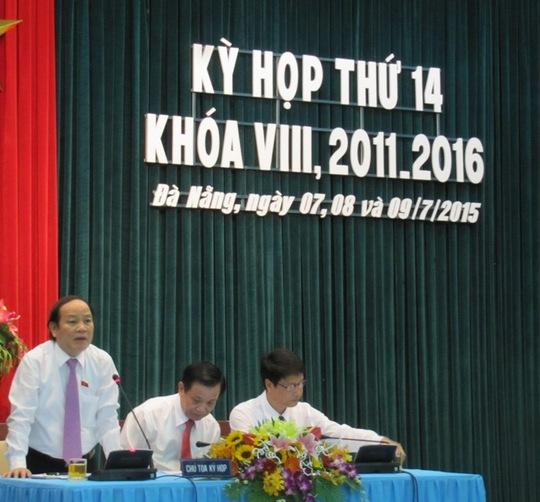 Họp HĐND TP Đà Nẵng: Chốt nhân sự và làm rõ nhiều dự án treo