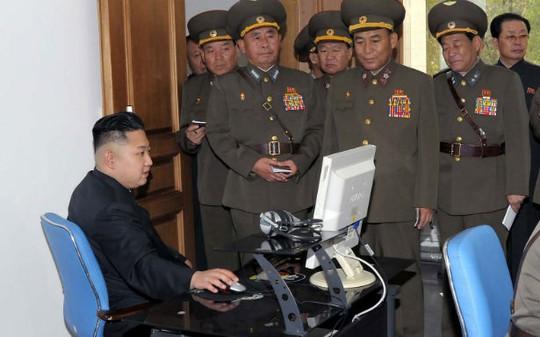 Hàn Quốc vui khi thấy Triều Tiên bị Mỹ tăng trừng phạt. Ảnh: Reuters