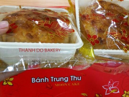 Hàng mẫu bánh trung thu 25% sầu riêng sắp xuất khẩu sang Trung Quốc