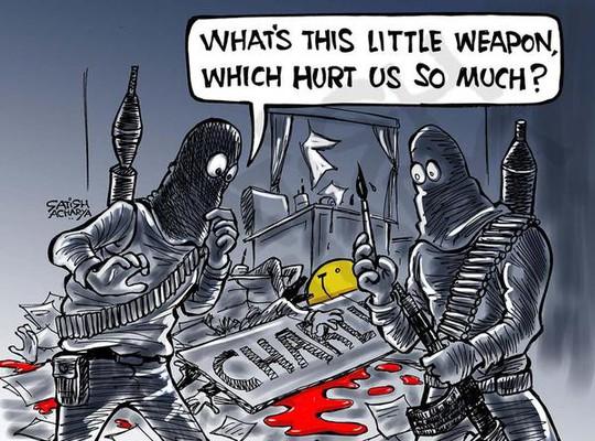 Vì sao thứ vũ khí bé xíu này lại làm chúng ta đau đến thế?