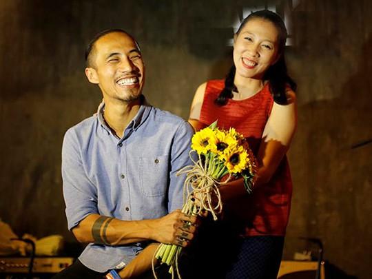 Sống bản năng và nghệ sĩ, Phạm Anh Khoa khiến vợ nhiều khi rất mệt mỏi
