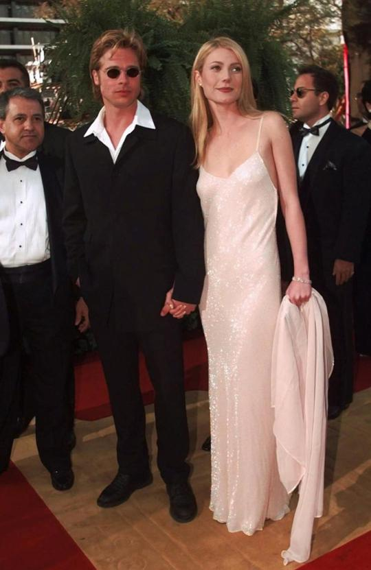 Gwyneth Paltrow và Brad Pitt