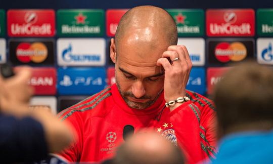 Pep Guardiola đang đau đầu tìm cách hóa giải Messi