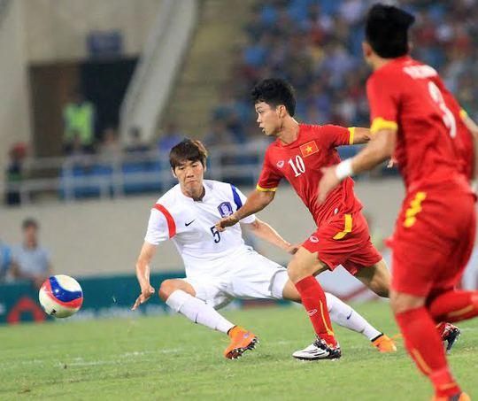 Công Phượng vào sân đã liên tục quấy rồi hàng phòng ngự U23 Hàn Quốc