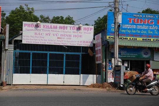 Phòng khám Bác sĩ Hòe sau sự cố