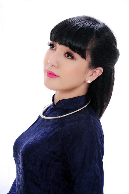Hà Vân là cô gái Bắc nhưng hát dân ca trữ tình ngọt ngào