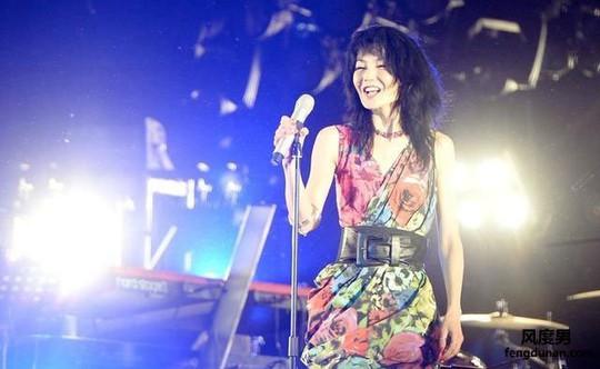 Trương Mạn Ngọc theo đuổi sự nghiệp ca hát và gần đây không nghĩ đến điện ảnh