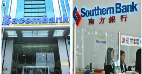 SouthernBank có được quá nhiều lợi ích sau thương vụ sáp nhâp vào Sacombank