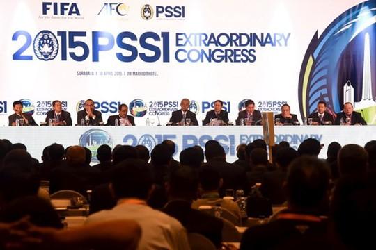 FIFA cấm vận bóng đá Indonesia vì sự can thiệp của chính phủ nước này