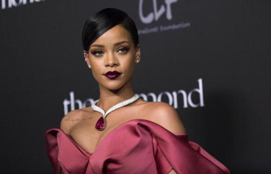 Rihanna xuất hiện quyến rũ trong một sự kiện thời trang gần đây