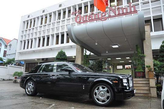 siêu xe Rolls Royce Phantom