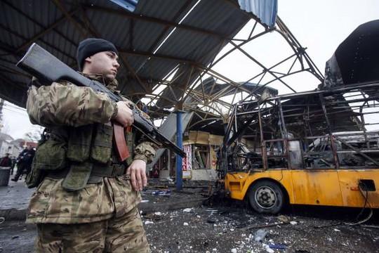 Chiến sự vẫn căng thẳng. Ảnh: Reuters