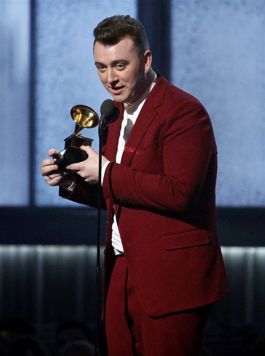 Grammy 2015: Sam Smith đại thắng, Taylor Swift trắng tay