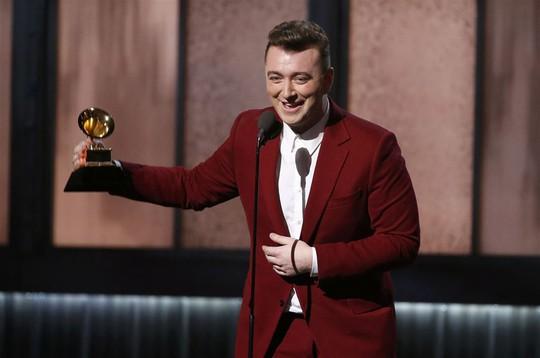 Sam Smith đoạt giải Nghệ sĩ mới xuất sắc nhất - 1 trong 4 giải thưởng quan trọng nhất của Grammy