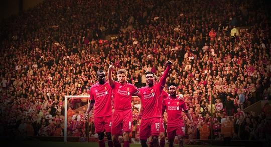 Cúp Standard Chartered 2015: Cơ hội tập luyện, ăn tối cùng Liverpool