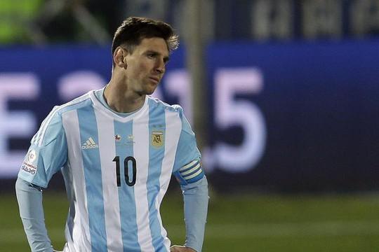 Messi đã quá mệt mỏi vì áp lực từ công chúng
