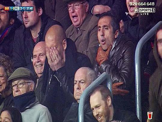 Phản ứng của HLV Pep Guardiola khi chứng kiến Messi đi bóng