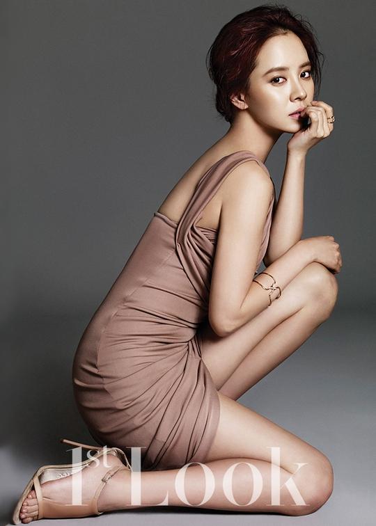 Song Ji Hyo là nữ diễn viên xinh đẹp nhất