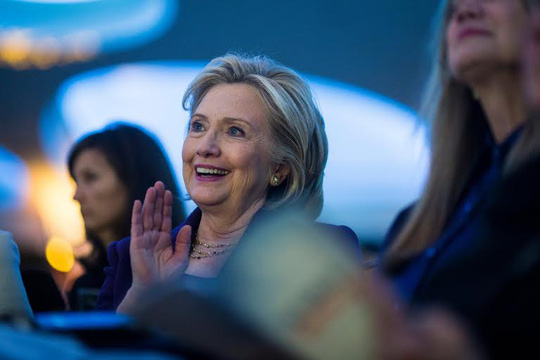 Cựu Ngoại trưởng Mỹ Hillary Clinton Ảnh: The New York Times