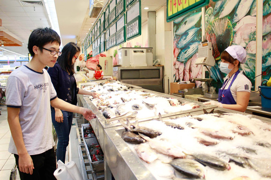 Các loại cá đều có tác dụng thúc đẩy chức năng của đại nãoẢnh: Hoàng Triều