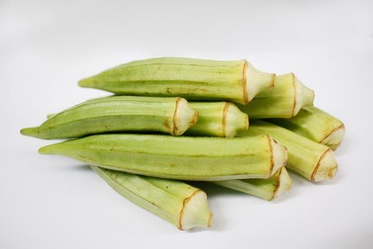 Đậu bắp còn giúp giải độc ở thận, điều hòa cholesterolẢnh: Hoàng Triều
