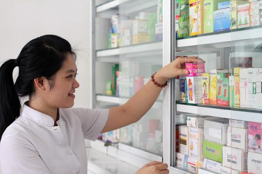 Thuốc là sản phẩm đặc biệt liên quan đến sức khỏe, phải luôn bảo quản cẩn trọng Ảnh: Hoàng Triều