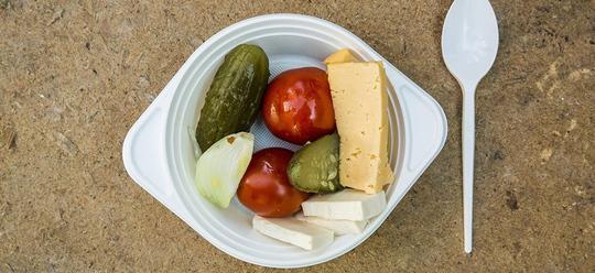 Thức ăn lên men có khả năng mang lại lợi ích cho sức khỏe tâm thần. Ảnh: Slate