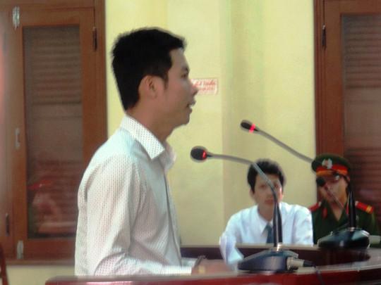 Bị cáo Đỗ Như Huy không đồng ý việc cho rằng mình tiếp nhận ý chí, đồng phạm bị truy tố khoản 3 tội dùng nhục hình