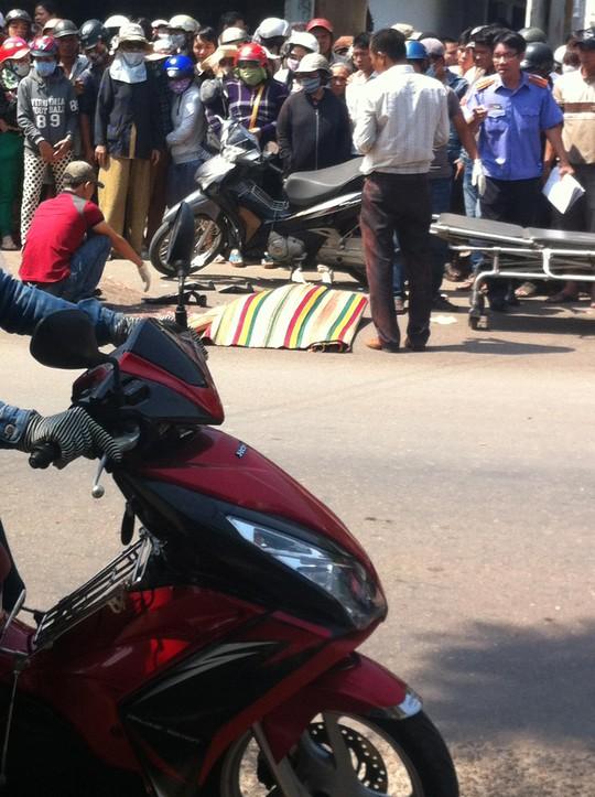 Một vụ tai nạn chết người tại cung đường đen ở TP Quy Nhơn, Bình Định