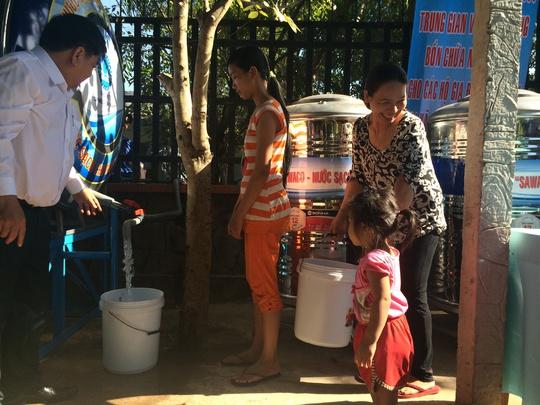 Đêm 24 và rạng sáng 25-1, sẽ có hàng ngàn hộ dân bị cúp nước hoặc nước yếu