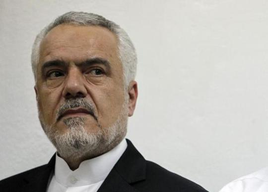 Ông Mohammad Reza Rahimi, cựu phó tổng thống thứ nhất dưới thời Tổng thống Mahmoud Ahmadinejad. Ảnh: Reuters
