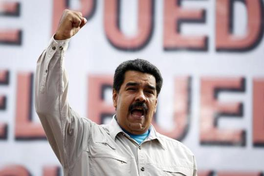 Venezuela quyết định trao quyền đặc biệt cho Tổng thống Maduro. Ảnh: Reuters