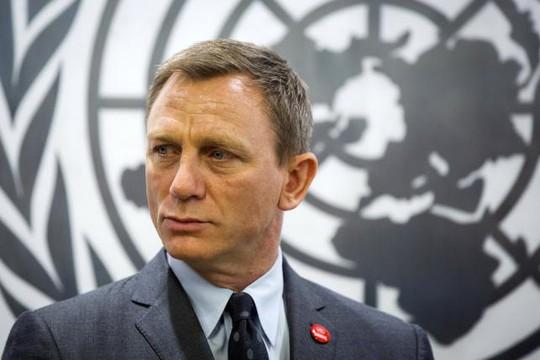 Daniel Craig vinh dự với vai trò đại sứ