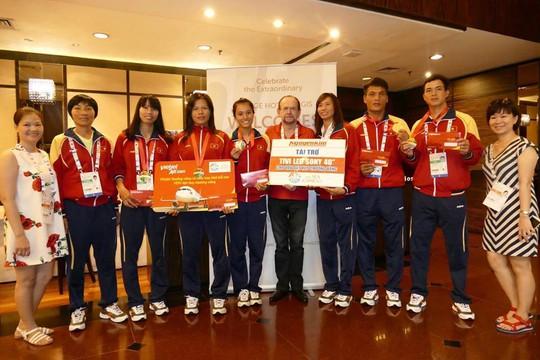 SEA Games ngày 11-6: Ánh Viên giành HCV thứ 8