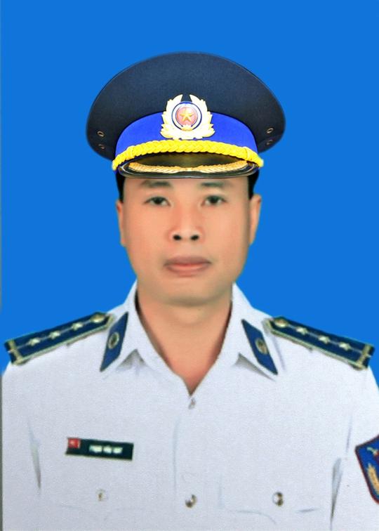 Thượng úy Phạm Văn Huy