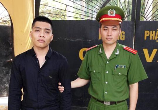 Đối tượng Thanh teo bị bắt giữ sau gần 1 năm trốn sang nước ngoài