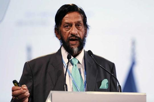 Ông Rajendra K. PachauriẢnh: AP