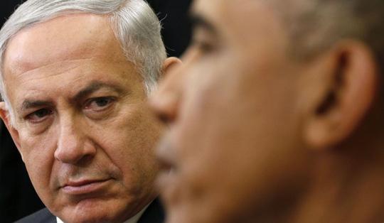 Thủ tướng Israel Benjamin Netanyahu sẽ phát biểu tại quốc hội Mỹ mà không qua tham vấn trước với Tổng thống Barack Obama Ảnh: Reuters