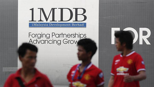 1MDB hiện nợ khoảng 11,6 tỉ USDẢnh: REUTERS