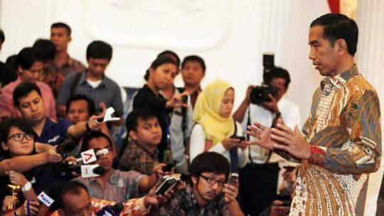 "Tổng thống Joko ""Jokowi"" Widodo Ảnh: Reuters"