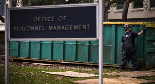 Mạng máy tính Văn phòng Quản lý Nhân sự của Mỹ vừa bị tin tặc tấn côngẢnh: REUTERS