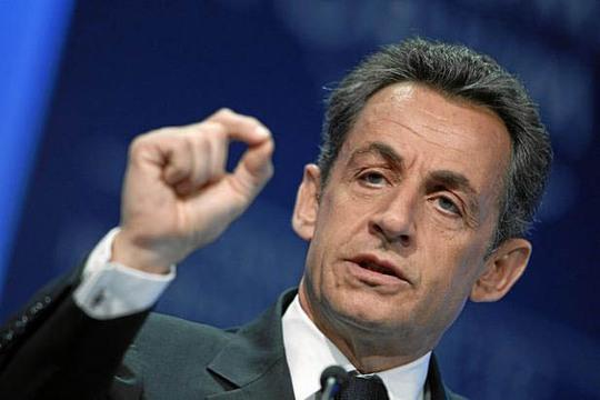 Cựu Tổng thống Pháp Nicolas SarkozyẢnh: jolpress.com