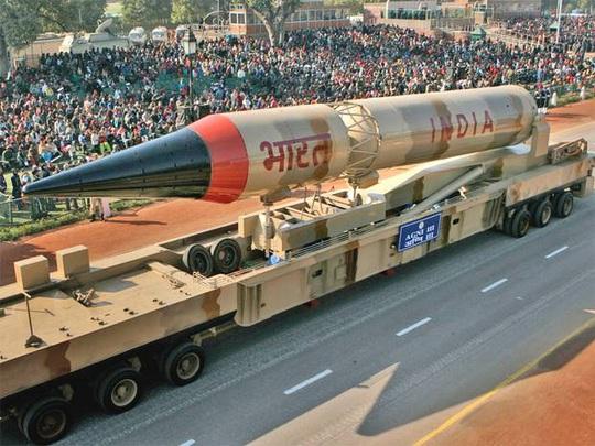 Ấn Độ đang nâng cấp kho vũ khí của mình Ảnh: THE INDEPENDENT