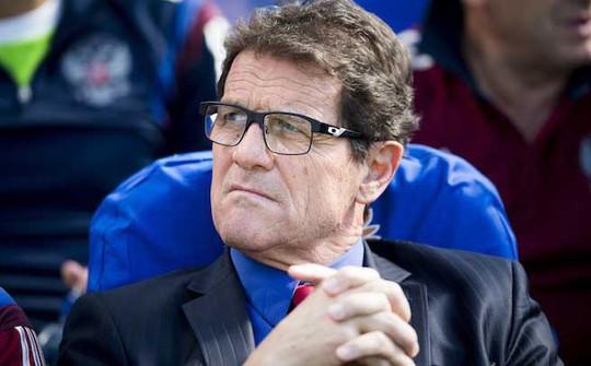 Huấn luyện viên bóng đá Fabio Capello Ảnh: THE MOSCOW TIMES