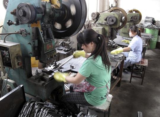 Dư nợ cho vay của các doanh nghiệp và hộ gia đình ở Trung Quốc đang tăng cao kỷ lụcẢnh: Reuters