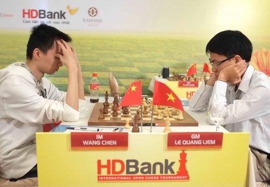 Lê Quang Liêm sẵn sàng cho việc tái chinh phục ngôi vô địch Giải HDBank dù thách thức ở giải 2015  sẽ lớn hơn