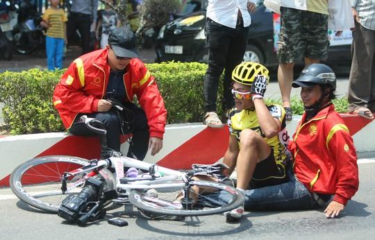 Quảng Văn Cường (Hà Nội) gặp nạn do đoạn đường tại đích đến  khá hẹp
