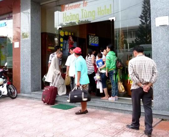 Du khách đến Nha Trang khó thuê được phòng nghỉ khách sạn nếu không đặt trướcẢnh: Kỳ Nam