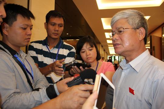 Đại biểu Nguyễn Anh Sơn: Nhiều bộ trưởng đã ghi dấu ấn trong dư luận sau khi trả lời chất vấn